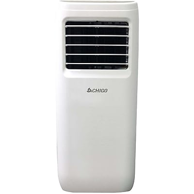 Chigo 8,000 BTU Portable AC with MyTemp Remote Control