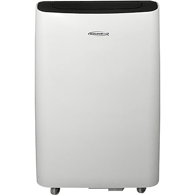 SoleusAir 8,000 BTU Portable Air Conditioner with MyTemp Remote Control