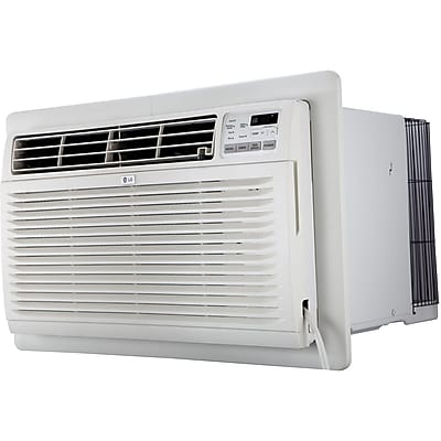 LG 9,800 BTU 115V Through-the-Wall Air Conditioner with Remote Control 24056055