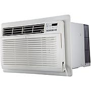 LG 9,800 BTU 115V Through-the-Wall Air Conditioner with Remote Control, White (LT1016CER)