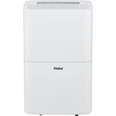Haier Energy Star 70-Pint Dehumidifier with Built-In Pump 24056074