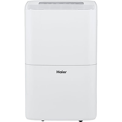 Haier Energy Star 70-Pint Dehumidifier with Built-In Pump