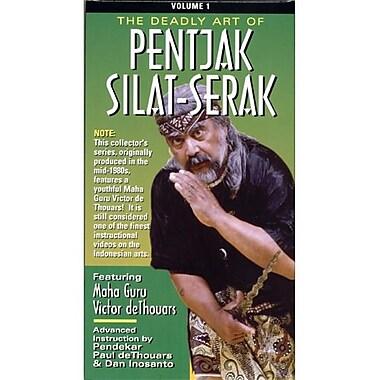 Isport Victor Dethouars Pentjak Silat DVD No. 1 (ISPT926)