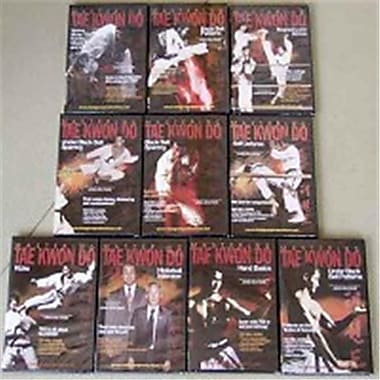 I&I Sports Supply RS-0355 Mastering Tae Kwon Do 10 DVD Set Park (ISPT3414)