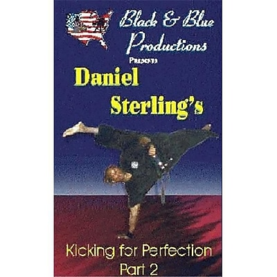 I&I Sports Supply BnB-283 Daniel Sterlings Kicking for Perfection Part 2 DVD (ISPT4666) 24025405