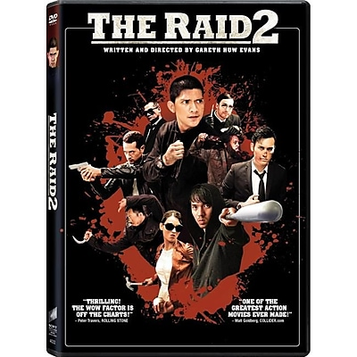 I&I Sports Supply cx9025 The Raid 2 DVD (ISPT5203) 24025443