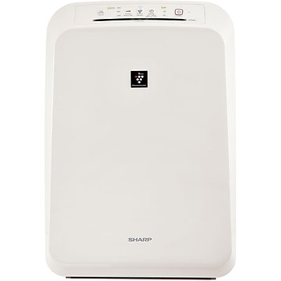 Sharp Plasmacluster Ion Air Purifier with True HEPA Filtration (210 sq. ft.)