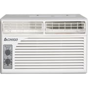 Chigo 5,400 BTU Window Air Conditioner with Mechanical Controls