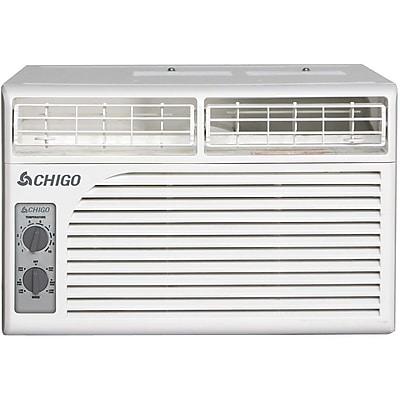 Chigo 5,400 BTU Window Air Conditioner with Mechanical Controls