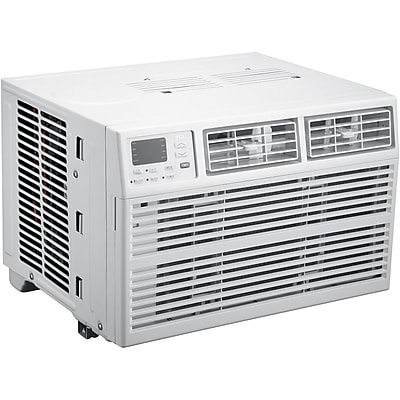 TCL Energy Star 8,000 BTU 115V Window-Mounted Air Conditioner with Remote Control 24056070