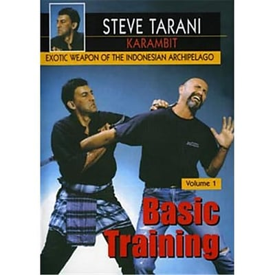 I&I Sports Supply No. 1 Karambit Basic Training DVD by Tarani (ISPT4242) 24025410