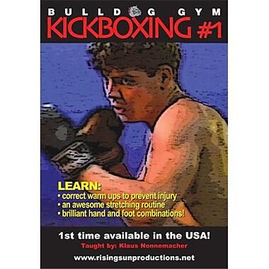 Isport German Kick boxing 2 DVD Set Nonnebacker (ISPT1617)