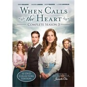 Word Entertainment DVD - When Calls the Heart - Complete Season - 3 Box Set by Films Word (ANCRD93181)