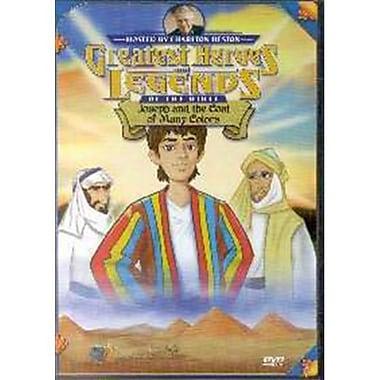Good Times Entertainment Dvd Greatest Heroes & Legends Joseph & Coat (ANCRD18124)