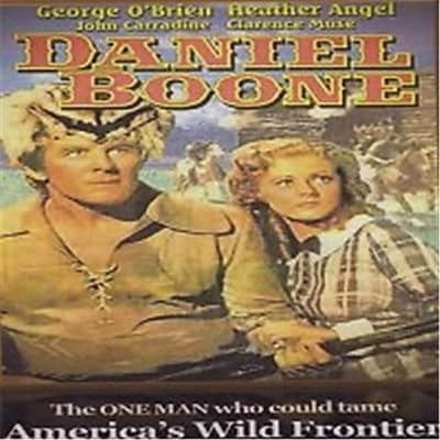 I&I Sports Supply RS-0916 Daniel Boone DVD George O-Brien (ISPT3956) 24025618