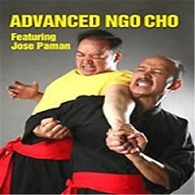 I&I Sports Supply JPANC Advanced Ngo Cho DVD Paman (ISPT3798)