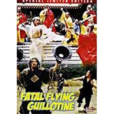 Isport Fatal Flying Guillotine 1977 Movie DVD (ISPT1940)