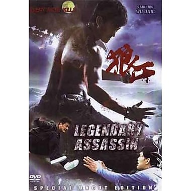 Isport Legendary Assassin DVD Wu Jing (ISPT1966)