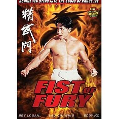 Isport Fist Of Fury Movie DVD Donnie Yen (ISPT1989)