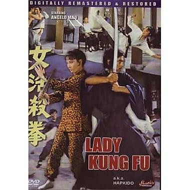 Isport Hapkido Lady Aka Lady Kung Fu Movie DVD (ISPT1958)