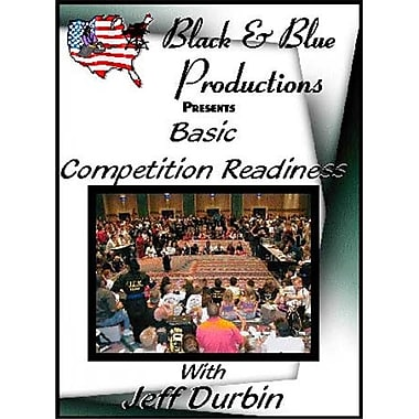 I&I Sports Supply BnB-024 Basic Competition Readiness with Jeff Durbin DVD (ISPT5242)