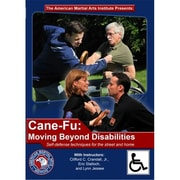 Canemaster Cane Fu Moving Beyond Disabilities DVD - Stalloch Crandall (ISPT2293)