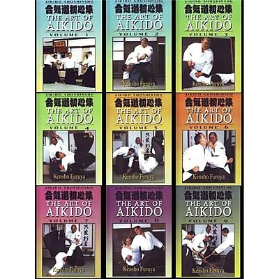 I&I Sports Supply Art of Aikido - Furuya DVD, Set of 9 (ISPT4999) 24025517