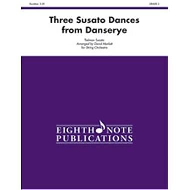 Alfred Three Susato Dances From the Danserye (LFR7735)