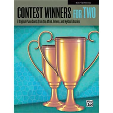 Alfred Contest Winners for Two, Book 2 (LFR8121)