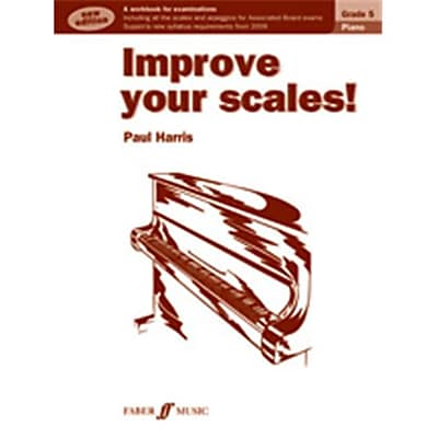 Alfred Improve Your Scales Piano, Grade 5