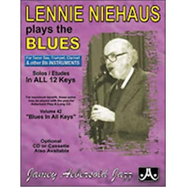 Alfred Lennie Niehaus Plays the Blues (LFR7885)