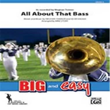 Alfred All About That Bass - Marching Band (LFR2428)