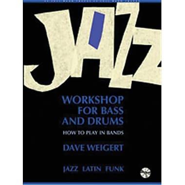 Alfred Jazz Workshop for Bass & Drums (LFR5715)