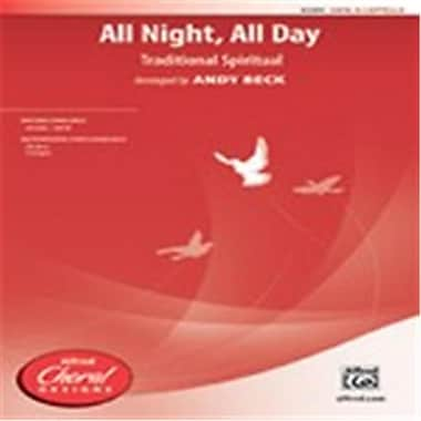 Alfred All Night, All Day (LFR2746)