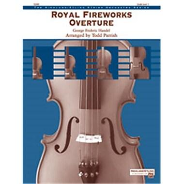 Alfred Royal Fireworks Overture (LFR1913)