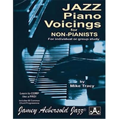 Alfred Jazz Piano Voicings for Non-Pianists (LFR9114)