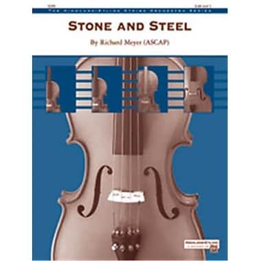 Alfred Stone & Steel - Conductor Score (LFR2951)