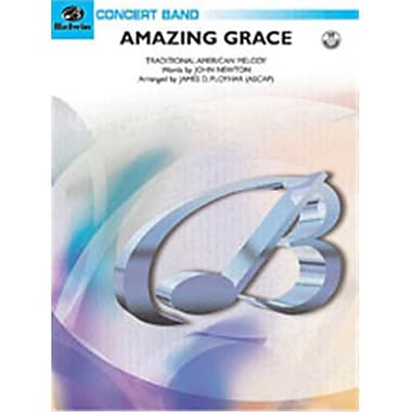 Alfred Amazing Grace, Conductor Score - 2.5 - Easy to Medium Easy (LFR3908)