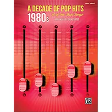 Alfred A Decade of Pop Hits - 1980s (LFR1704)