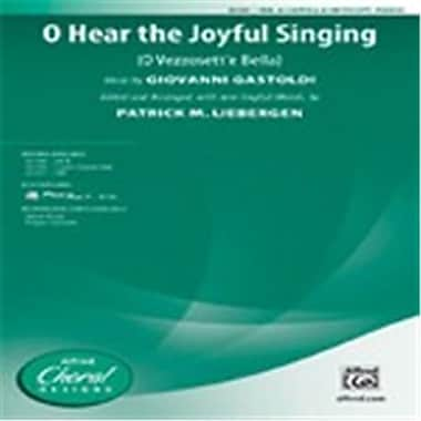 Alfred O Hear the Joyful Singing (LFR478)