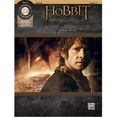 Alfred The Hobbit - The Motion Picture Trilogy Instrumental Solos (LFR8123) 24037796