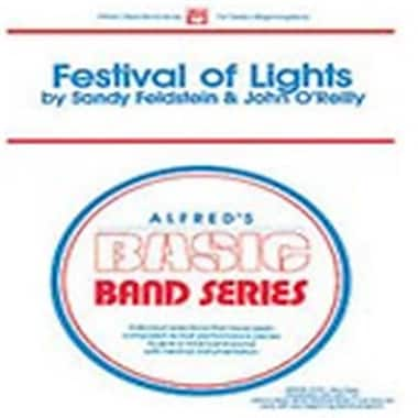 Alfred Festival of Lights with Optional Chorus (LFR331)