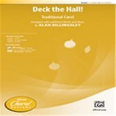 Alfred Deck the Hall - 2-Part (LFR3225)
