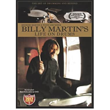 Alfred Billy Martins Life on Drums (LFR7254)