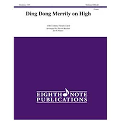 Alfred Ding Dong Merrily on High (LFR8785) 24037743