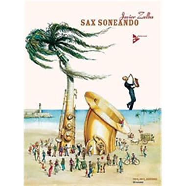 Alfred Advance Music Sax Soneando (LFR6855)