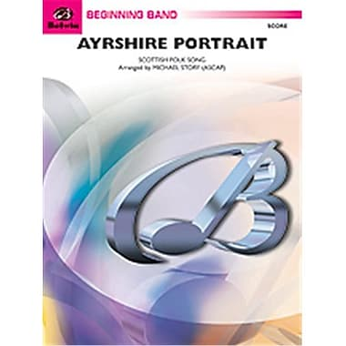 Alfred Ayrshire Portrait, Conductor Score - 1 - Very Easy (LFR2677)