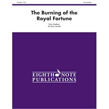 Alfred The Burning of the Royal Fortune (LFR9196)