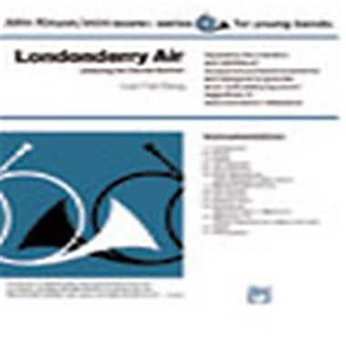 Alfred Londonderry Air - Conductor Score (LFR3610)