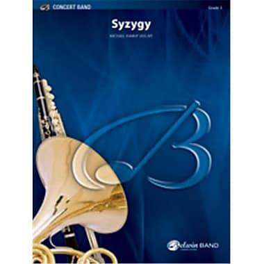 Alfred Syzygy, Conductor Score & Parts - 3 - Medium Easy (LFR3533)